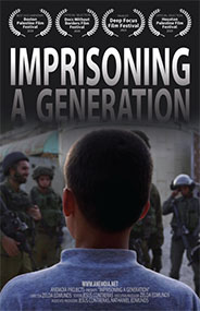 Photo: Poster for Imprisoning a Generation