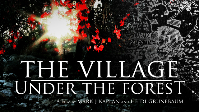 Movie poster for The Village Under the Forest